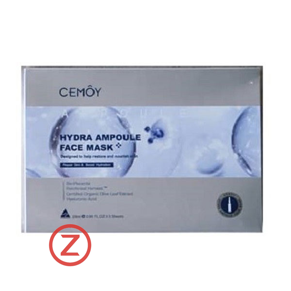 Cemoy Hydra Ampoule Face Mask