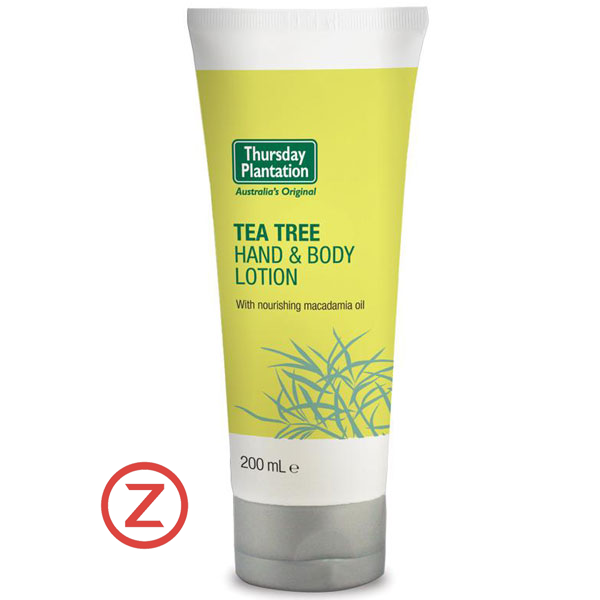 Thursday Plantation Tea Tree Hand Body Lotion