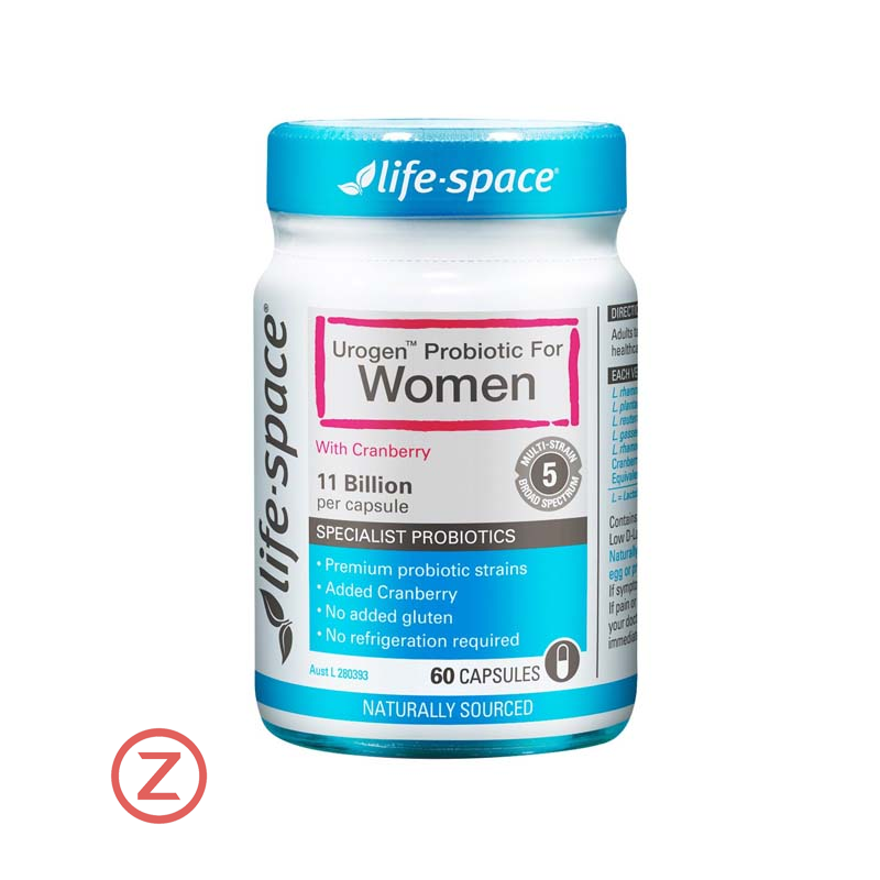 Life-Space  Probiotic for Women with 11 Billion/cap