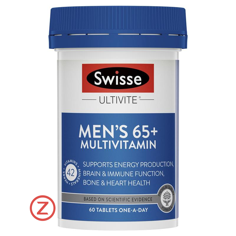 Swisse Men's Ultivite 65+