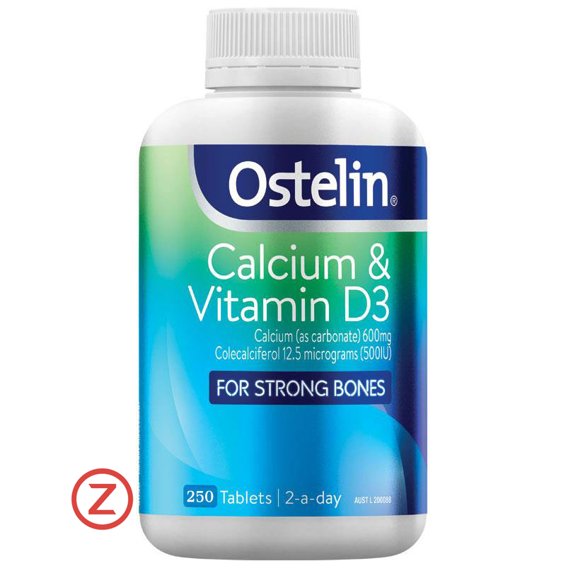 Ostelin Calcium & Vitamin D3