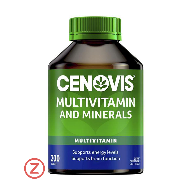 Cenovis  Multivitamins and Minerals