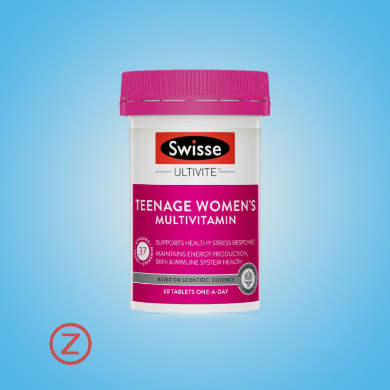 Swisse Teenage Women's Ultivite Multivitamin