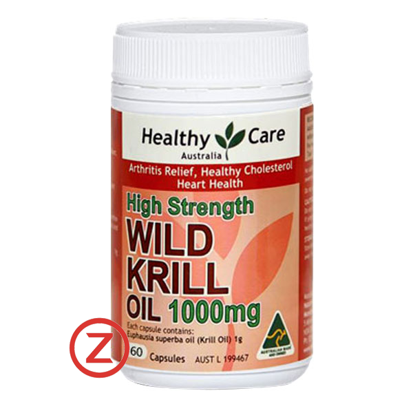 Healthy Care Krill Oil