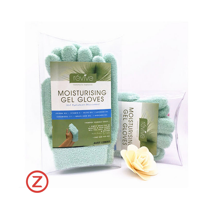 Revive Moisturising Gel Gloves