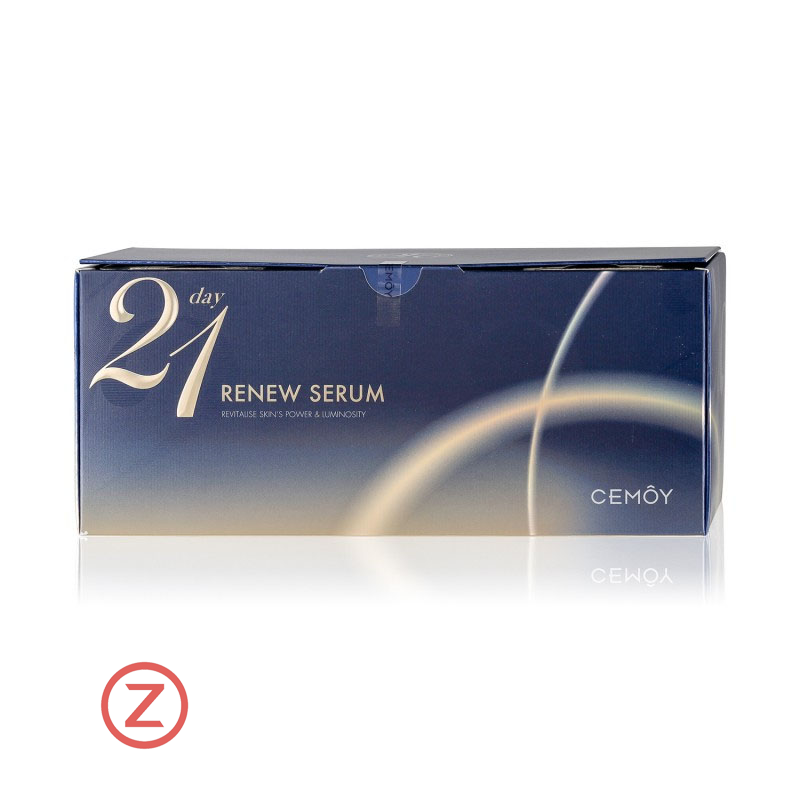 Cemoy 21- Day Renew Serum