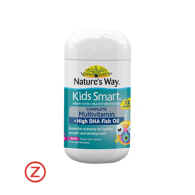 Nature's Way Kids Smart Multivitamin