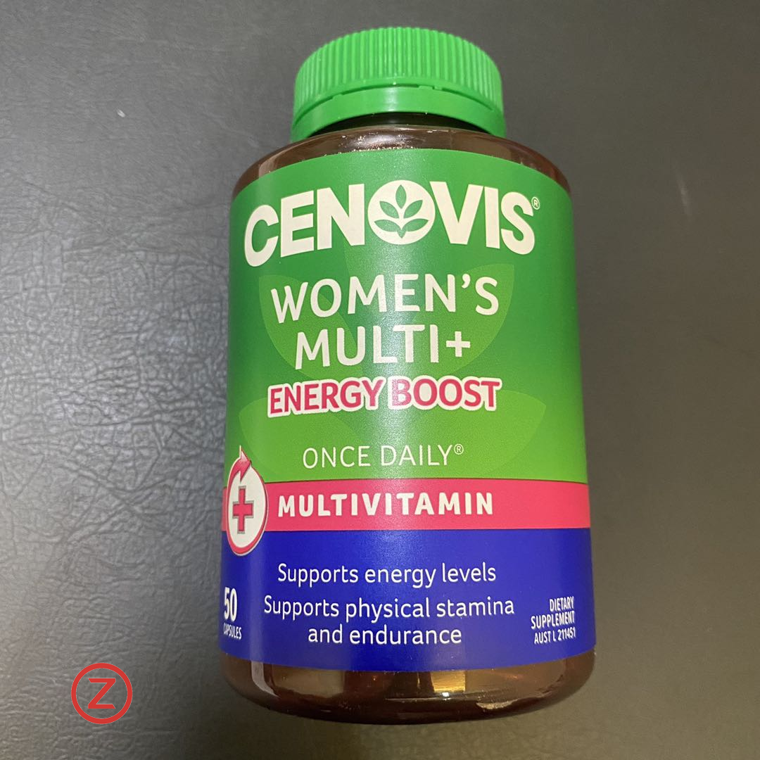Cenovis Women's Multi Energy boost