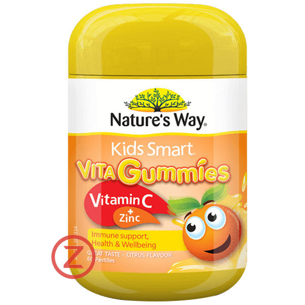 Nature's Way Vita Gummies Vitamin C + Zinc
